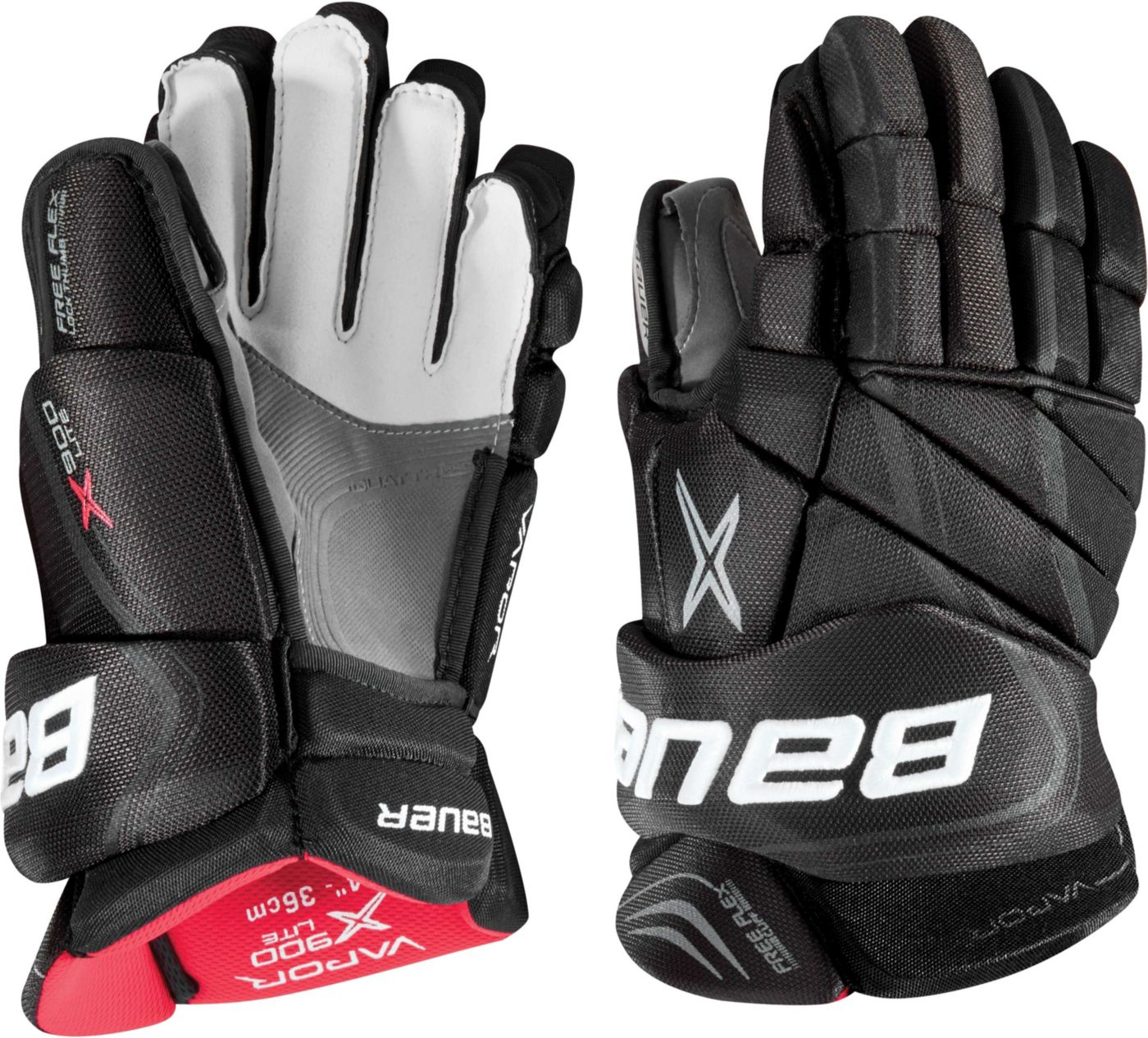 Bauer Junior VAPOR X900 LITE Ice Hockey Gloves