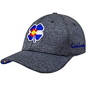 37d9d172319 Product Image · Black Clover Men s Colorado Flag Heather Golf Hat · Dark  Gray