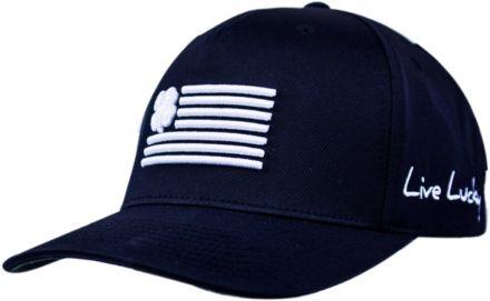 Black Clover Men  39 s Clover Nation Golf Hat f85f5263369