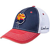 Black Clover Men's Arizona Flag Two-Tone Vintage Golf Hat