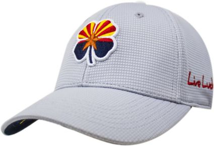 Black Clover Men's Arizona Flag Waffle Golf Hat