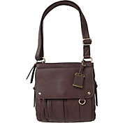 Bulldog Cases Medium Crossbody Concealed Carry Handbag
