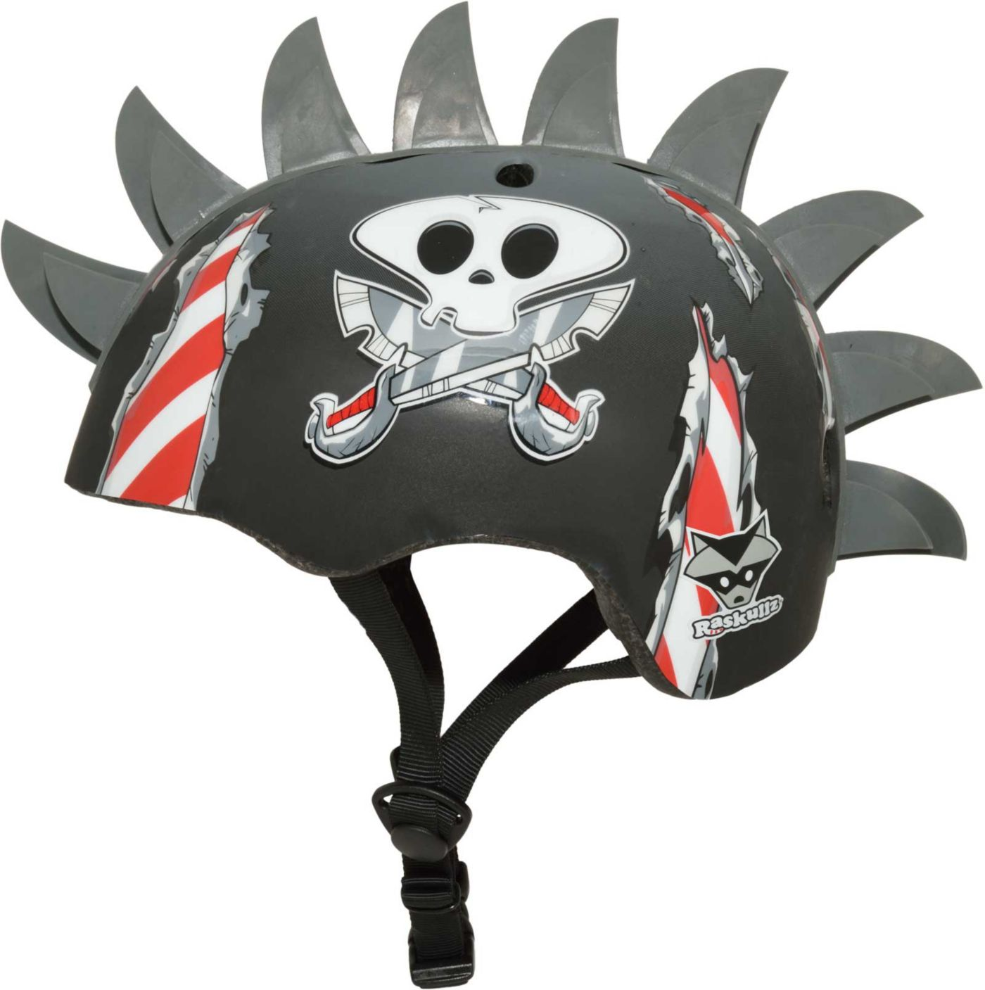 Raskullz Youth Fin Hawk Bike Helmet