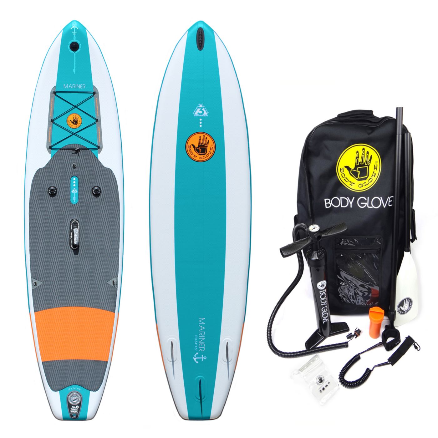 Body Glove Mariner XL Inflatable Stand-Up Paddle Board