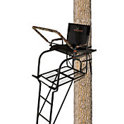 Big Game Treestands Hunter HD 1.5 Ladder Stand