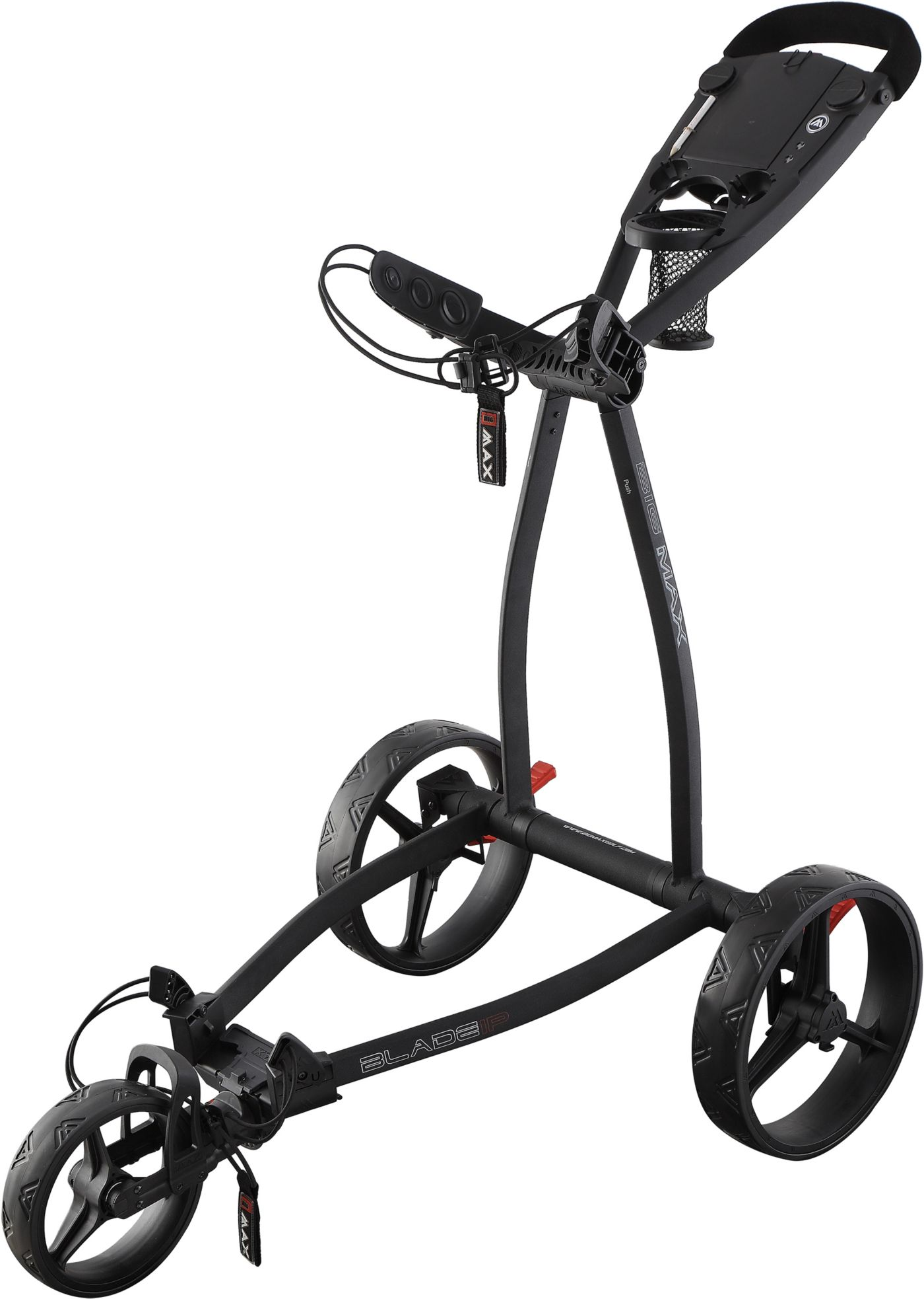 BIG MAX Blade IP Push Cart