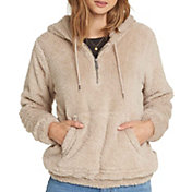 Billabong Women's Cozy For Keeps Fleece Hoodie