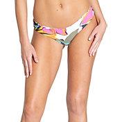Billabong Women's Reversible Day Drift Hawaii Lo Bikini Bottoms