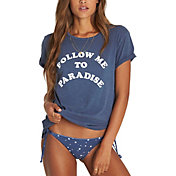 Billabong Women's Follow Me T-Shirt