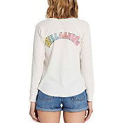 Billabong Women's Heritage Spirit Thermal Long Sleeve Shirt