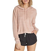 Billabong Women's Short Story Cropped Hoodie