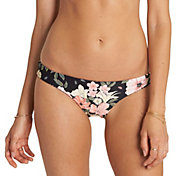 Billabong Women's Away We Go Reversible Bikini Bottom