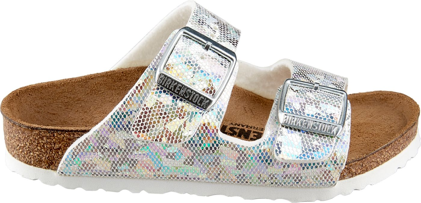 Birkenstock Kids' Arizona Hologram Sandals