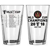 Boelter 2018 MLS Cup Champions Atlanta United 16oz. Pint Glass