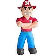 Boelter Nebraska Cornhuskers 7' Inflatable Mascot