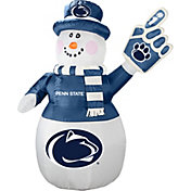 Boelter Penn State Nittany Lions 7' Inflatable Snowman