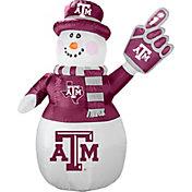 Boelter Texas AM Aggies 7' Inflatable Snowman