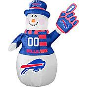 Boelter Buffalo Bills 7' Inflatable Snowman