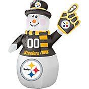 Boelter Pittsburgh Steelers 7' Inflatable Snowman
