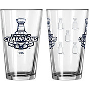 Boelter 2018 Stanley Cup Champions Washington Capitals 16oz. Pint Glass