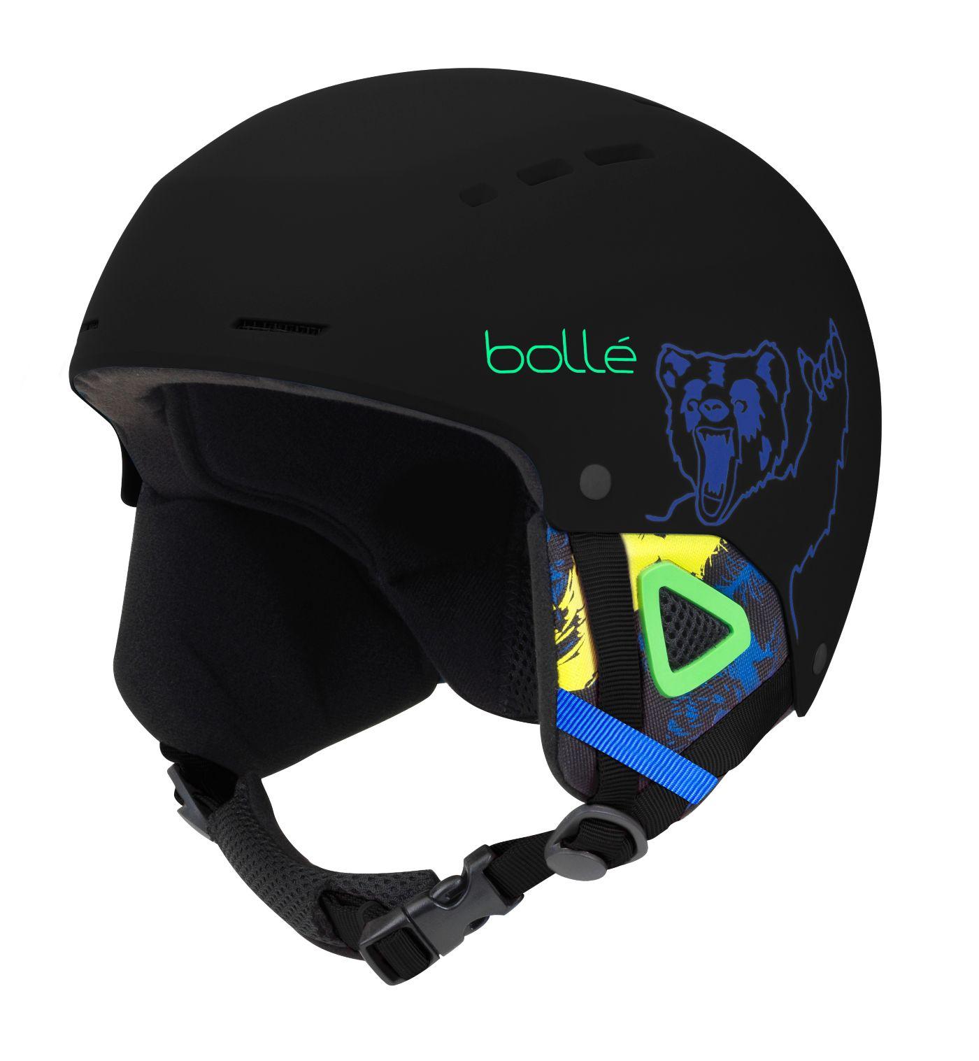 Bolle Jr. Quiz Snow Helmet