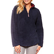Be Boundless Women's Sherpa 1/4 Zip Pullover