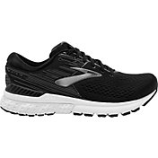 7cebc242b70be Product Image · Brooks Men s Adrenaline GTS 19 Running Shoes · Black Silver  ...