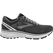 Brooks Men's Ghost 11 Running Shoes in Grey/Silver