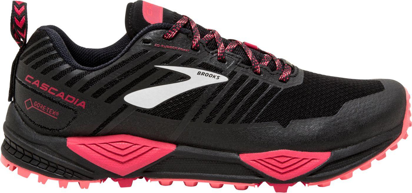 Brooks Women's Cascadia 13 GTX Trail Running Shoes