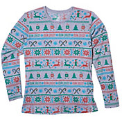 Brooks Women's Distance Long Sleeve Ugly Sweater