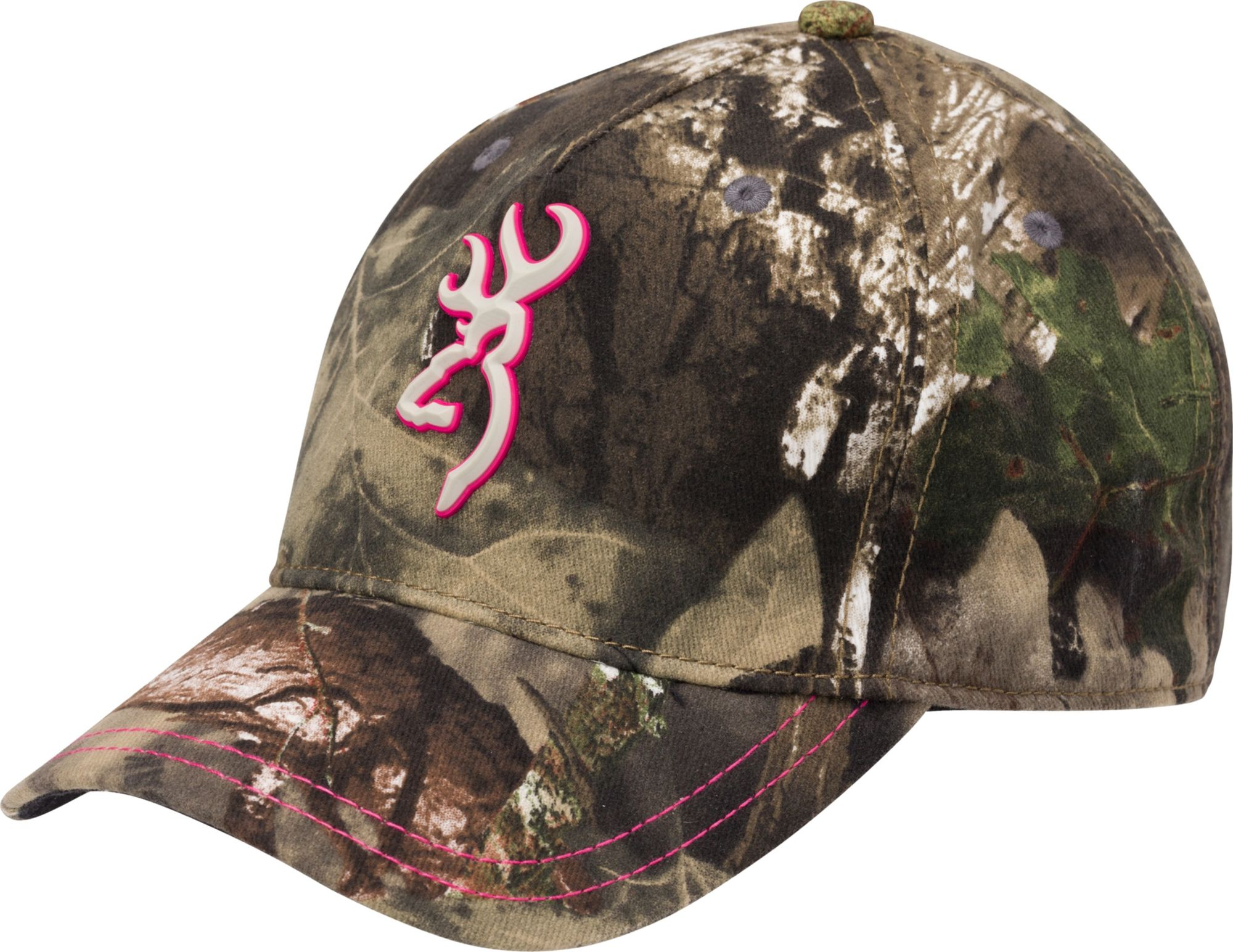 Browning Women's Mossy Oak Break-Up Country Pursuit Hat, Size: One size, Green thumbnail
