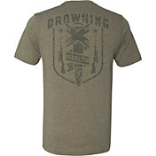 Browning Men's X-Bolt Short Sleeve T-Shirt