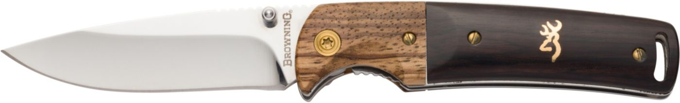 Browning Buckmark Folder Knife