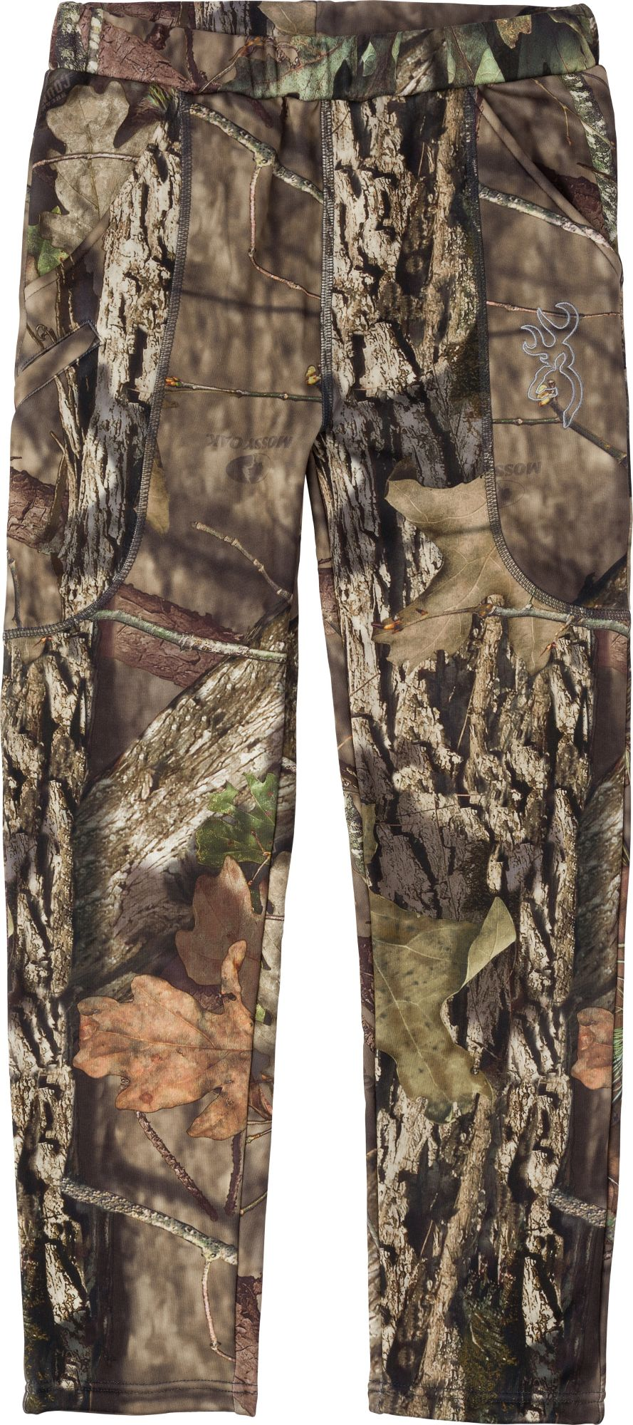 Browning Youth Wasatch Hunting Pants, Kids Unisex, Size: Small, Green thumbnail