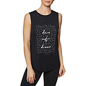 Betsey Johnson Women's Dare to Dream Muscle Tank