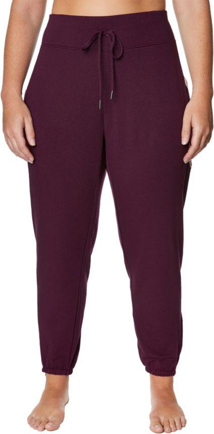 125c547217d Betsey Johnson Women s Plus Size Chevron Colorblock Sweatpants ...