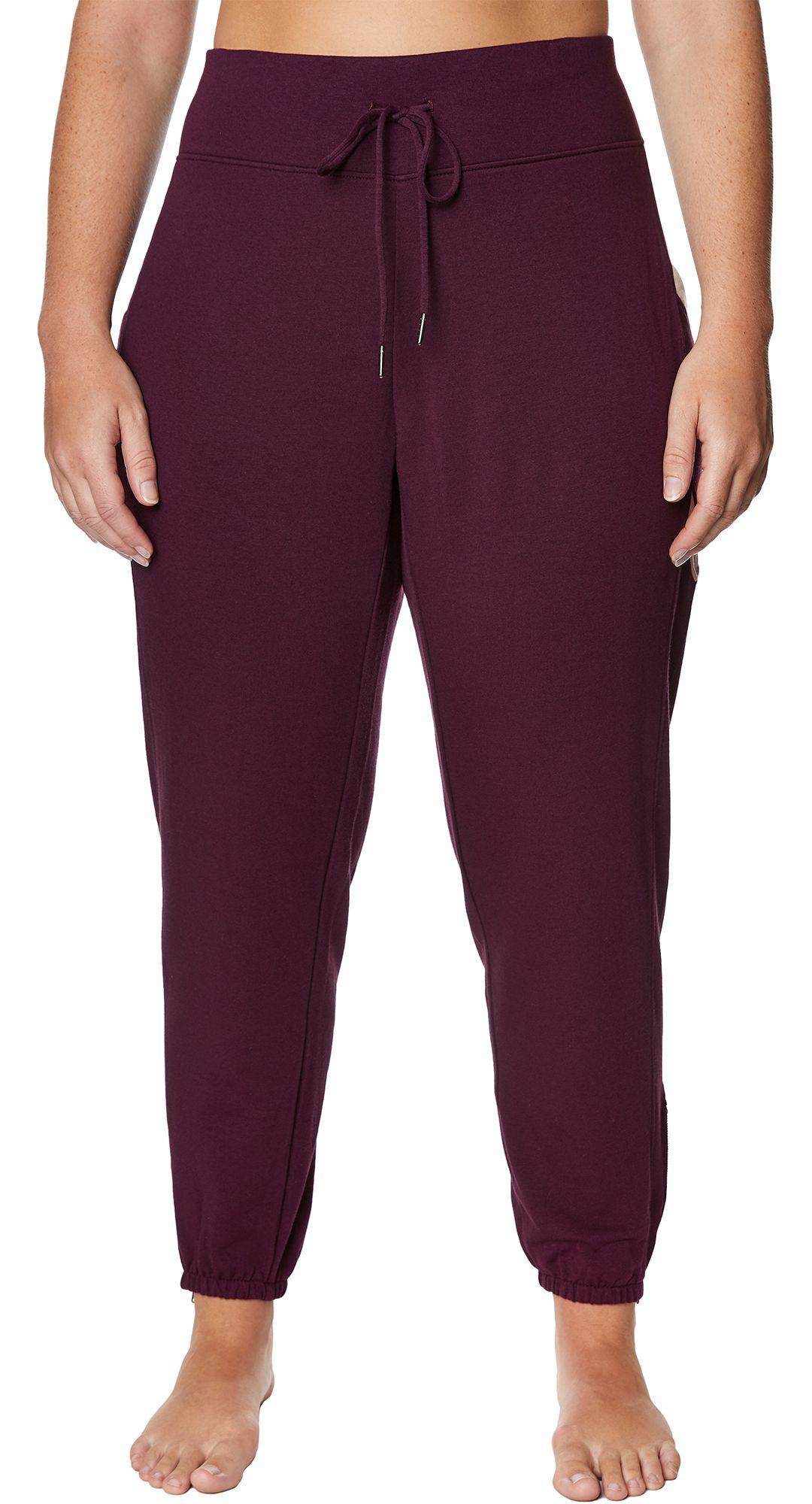 color brilliancy fashion design professional Betsey Johnson Women's Plus Size Chevron Colorblock Sweatpants
