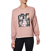 Betsey Johnson Women's Stay Wild Graphic Sweatshirt