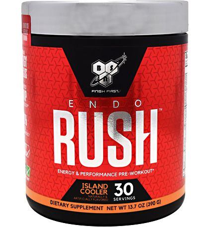 BSN ENDORUSH Pre-Workout Island Cooler 30 Servings. noImageFound 1a7cc23b078af