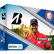 Bridgestone TOUR B XS Golf Balls – Tiger Woods Special Edition