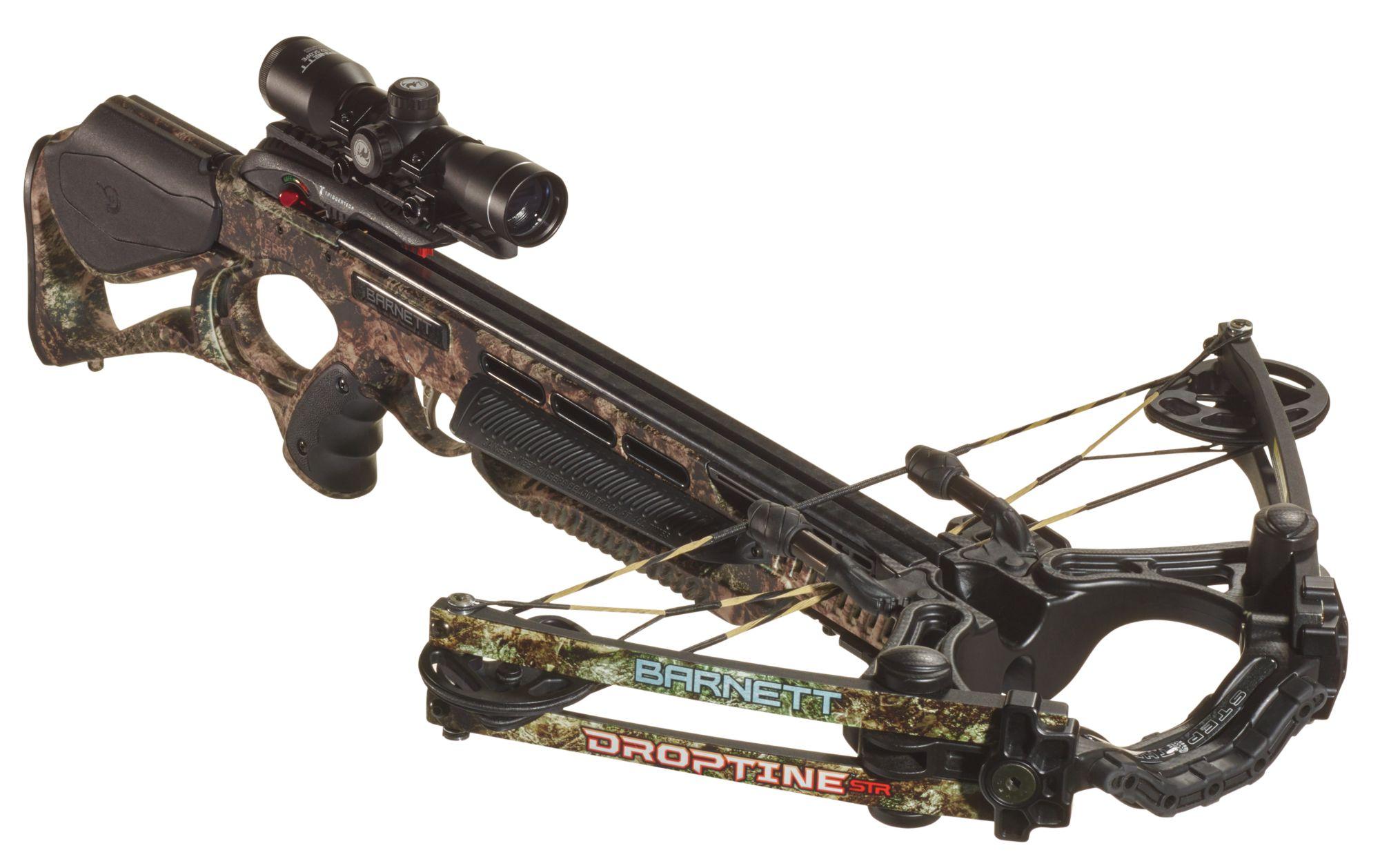Barnett Droptine STR Crossbow Package - 380 fps, Size: Small thumbnail