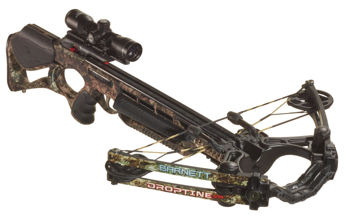Barnett Droptine STR Crossbow Package - 380 fps