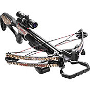 Barnett Game Crusher Crossbow Package – 4x32 Multi-Reticle Scope