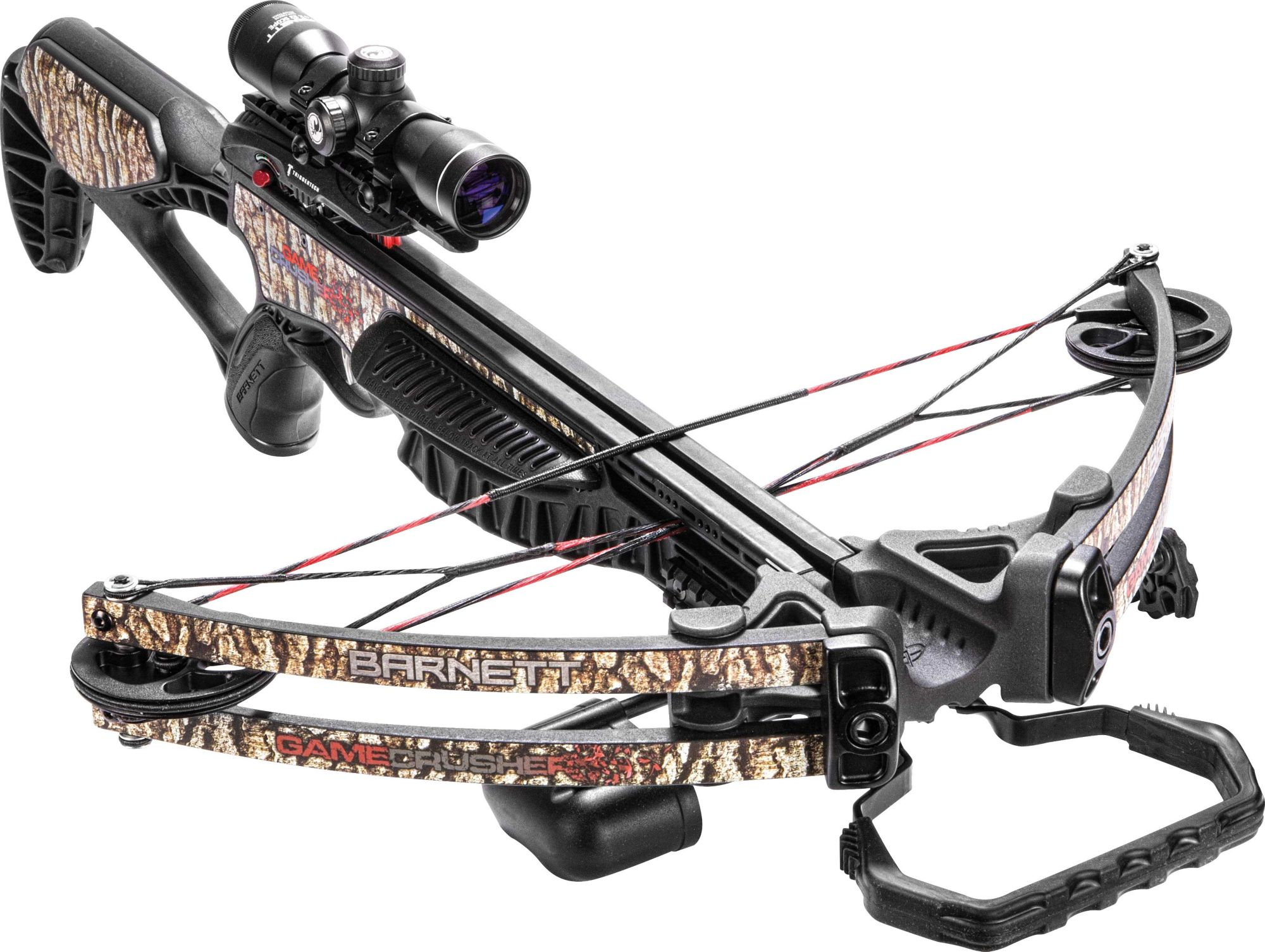 Barnett Gamecrusher Crossbow Package - 4x32 Multi-Reticle Scope, Size: Small thumbnail