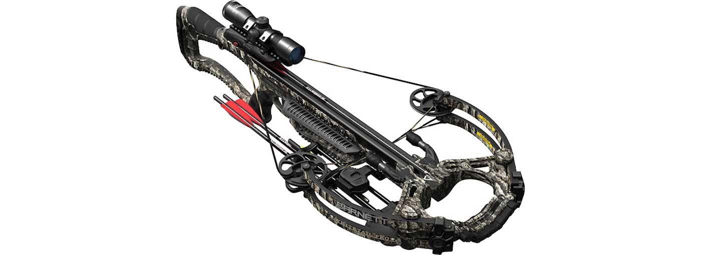 Barnett Whitetail Pro STR Crossbow Package - 400 fps