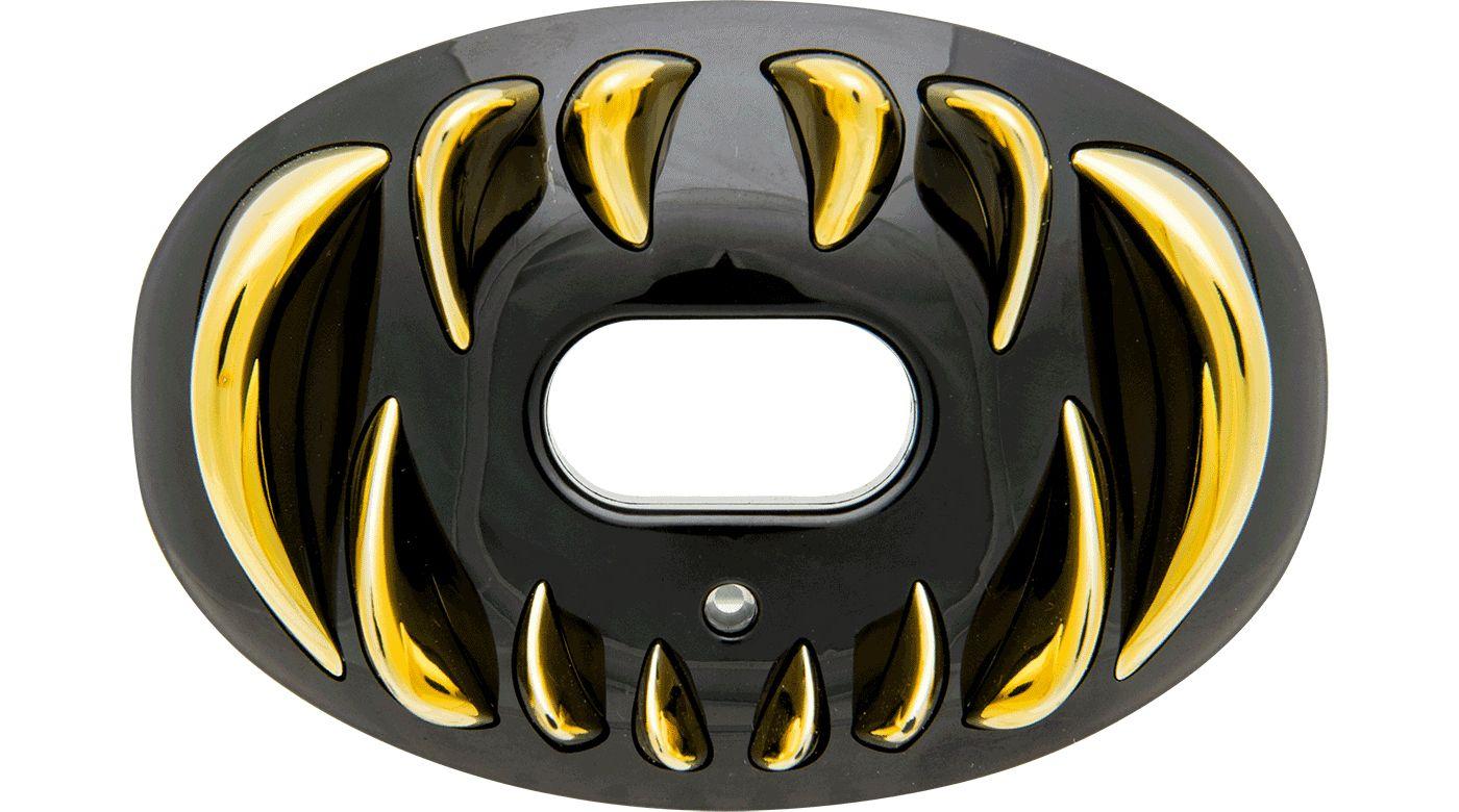 Battle Adult Oxygen 3D Chrome Predator Lip Guard