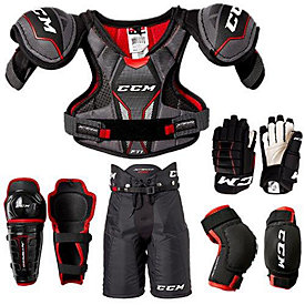 82e98f2f15c CCM Youth Jetspeed 5-Piece Hockey Package | DICK'S Sporting Goods