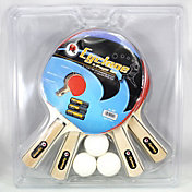 Butterfly Cyclone 4-Player Table Tennis Racket Set