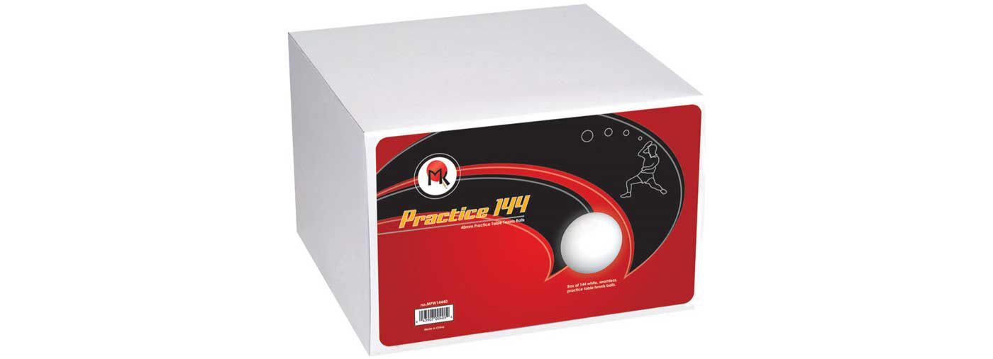 Martin Kilpatrick Practice Ball 144 Pack