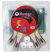 Butterfly Vortex 4-Player Table Tennis Racket Set